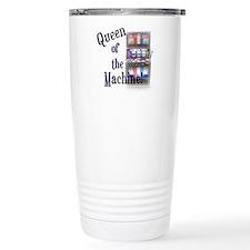 Queen of The Machine Travel Mug