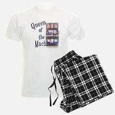 Queen of The Machine Pajamas