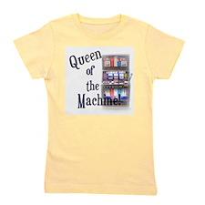 Queen of The Machine Girl's Tee