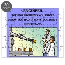 emgineer engineering joke gifts t-shirts Puzzle