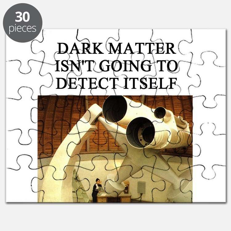 DARK matter gifts t-shirts Puzzle