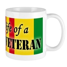 Vietnam Vet Wife Mug