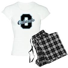 Orlando Letter Pajamas