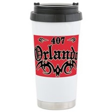 Orlando 407 Magnet Travel Mug