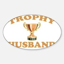 TROPHYHUSBAND Decal