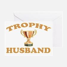 TROPHYHUSBAND Greeting Card
