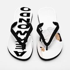 taekwondo c Flip Flops