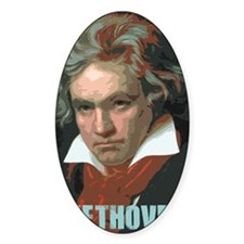 Beethoven Decal