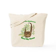 SaveSloth Tote Bag