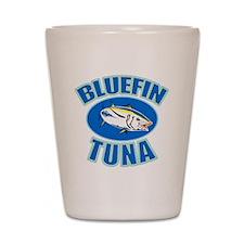 bluefin tuna Shot Glass