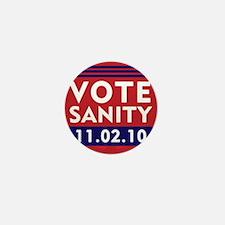 votesanityforfacebook Mini Button