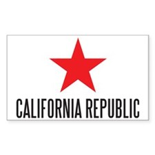 Cali rep Decal