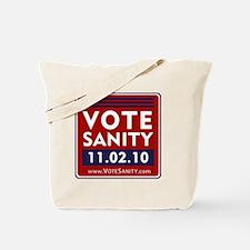 VoteSanitydotCom4print4x Tote Bag