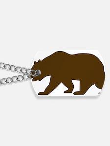 Bear Dog Tags