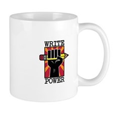 write power-cups Mug