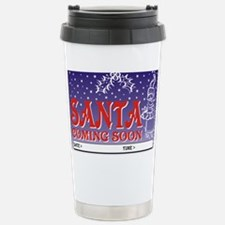 Santa soon Travel Mug