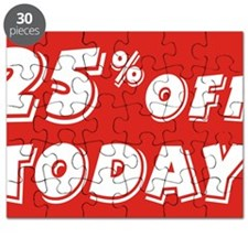 25% today Puzzle