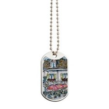 signed Montmartre Journal Dog Tags