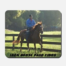 IRON HORSE PASO FINOS STARDAVID Mousepad