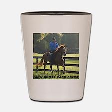 IRON HORSE PASO FINOS STARDAVID Shot Glass