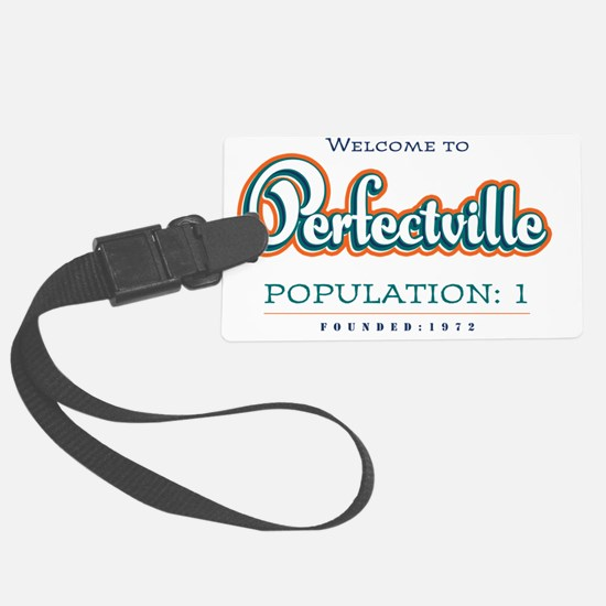 Perfectville_Light Luggage Tag