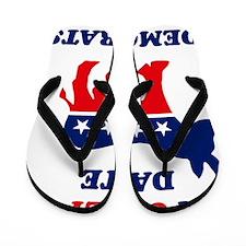 I_Only_Date_Democrats_dark Flip Flops
