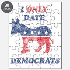 I_Only_Date_Democrats_Light Puzzle