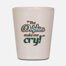 DolphinsMakeMeCry_Dark Shot Glass