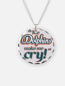 DolphinsMakeMeCry_Dark Necklace