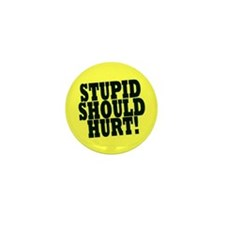 Cool Hurting Mini Button (10 pack)