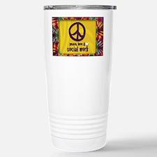 PeaceMagnet Travel Mug