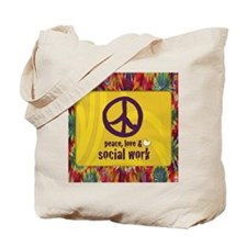 PeaceCalendar Tote Bag