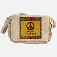 PeaceCalendar Messenger Bag
