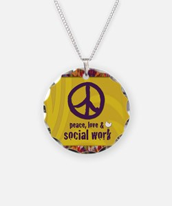 PeaceCalendar Necklace