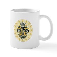 Saint Icon Fleur medallion Mug