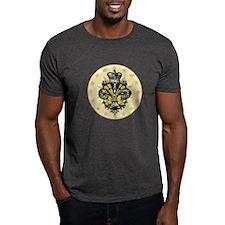 Saint Icon Fleur medallion T-Shirt