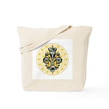 Saint Icon Fleur medallion Tote Bag