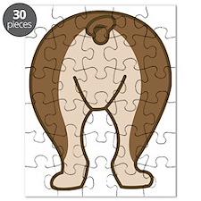 Bulldog Butt Puzzle