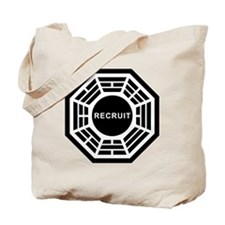 dharma-patch.gif Tote Bag
