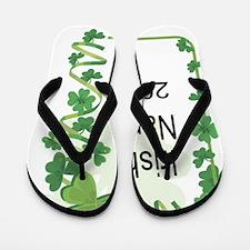 2-IrishNana2011 Flip Flops