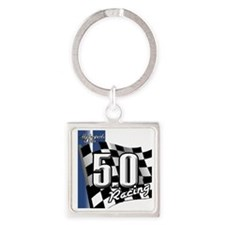 5.02011 Square Keychain