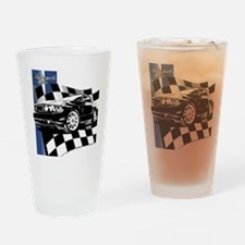 mustang2011BB Drinking Glass