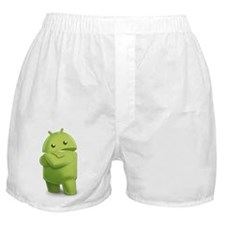 Android Central Logo Boxer Shorts