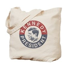 kennedypresident1960-nobg copy Tote Bag
