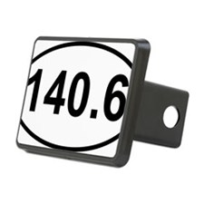 New 140 Oval logo Hitch Cover