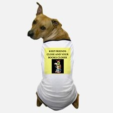 BOOKS.png Dog T-Shirt