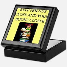 BOOKS.png Keepsake Box