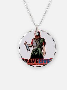 brave-liver-T Necklace