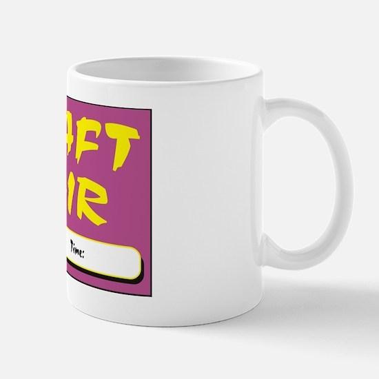craft fair dt Mug