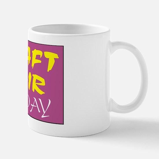 craft fair today Mug